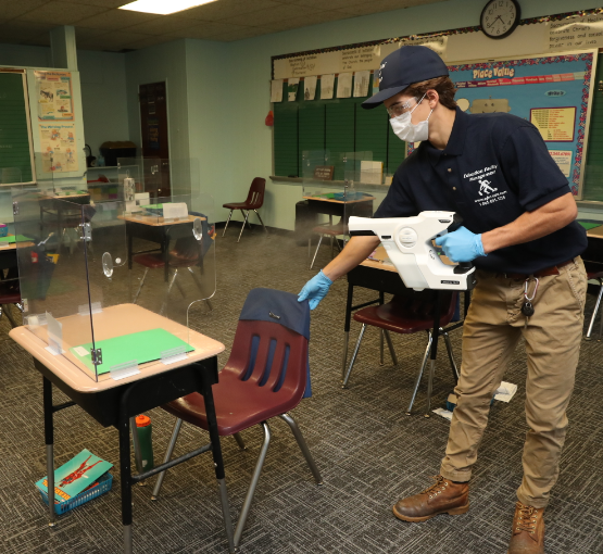 Infection Control for Schools