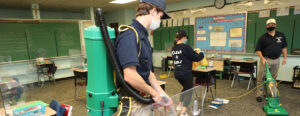 Pennsylvania Cleaning Service for Schools